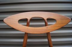Ejvind A Johansson Set of Four Teak Eye Chairs by Ejvind A Johansson for Ivan Gern M belfabrik - 1166154