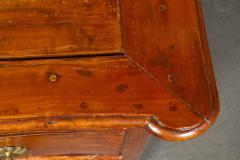 Elegant Louis XV Period Cherrywood Commode - 342958