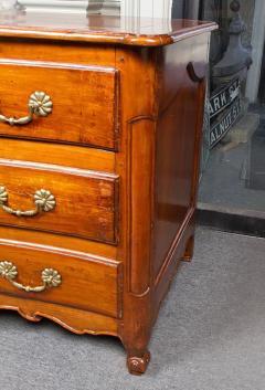 Elegant Louis XV Period Cherrywood Commode - 342962