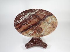 Elegant Marble gueridon - 976871