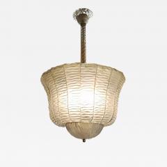 Elegant Murano Glass Lantern - 1114569