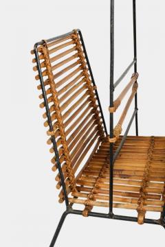 Elegant newspaper rack 50s Italy - 1856645