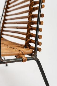 Elegant newspaper rack 50s Italy - 1856660