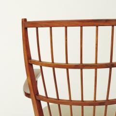 Elegant pair of Italian 1940s armchairs - 754717