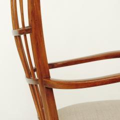 Elegant pair of Italian 1940s armchairs - 754718