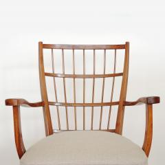Elegant pair of Italian 1940s armchairs - 754722