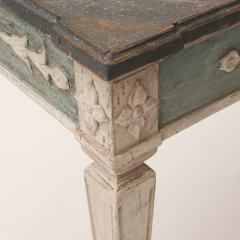 Elegant pair of console tables in Gustavian style - 918475