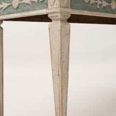 Elegant pair of console tables in Gustavian style - 918479
