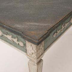 Elegant pair of console tables in Gustavian style - 918481