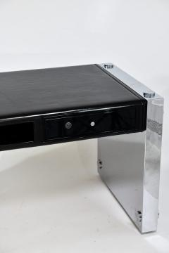Elegant two drawer desk - 1026320