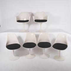 Eliel Saarinen Eliel Saarinen Tulip dining chairs for Knoll International - 920573