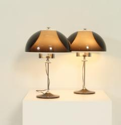 Elio Martinelli Pair of Adjustable Table Lamps by Elio Martinelli - 1962659
