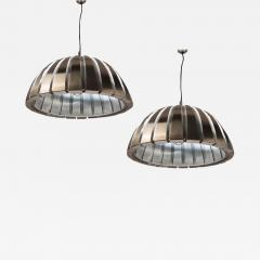 Elio Martinelli Pair of Ceiling Lamps by Elio Martinelli for Martinelli - 788099