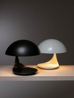 Elio Martinelli Pair of Cobra Table Lamps by Elio Martinelli for Martinelli - 1299063