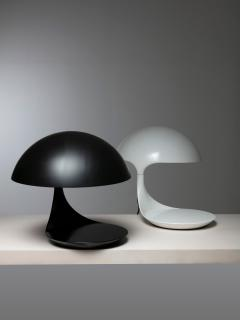 Elio Martinelli Pair of Cobra Table Lamps by Elio Martinelli for Martinelli - 1299065