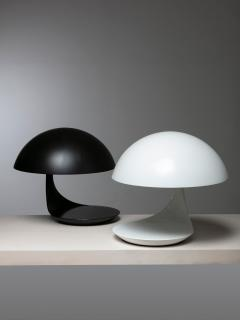 Elio Martinelli Pair of Cobra Table Lamps by Elio Martinelli for Martinelli - 1299066