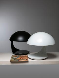 Elio Martinelli Pair of Cobra Table Lamps by Elio Martinelli for Martinelli - 1299067
