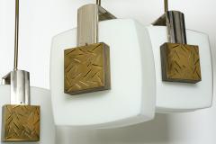 Elio Monesi Elio Monesi for Arredoluce chandelier - 937388