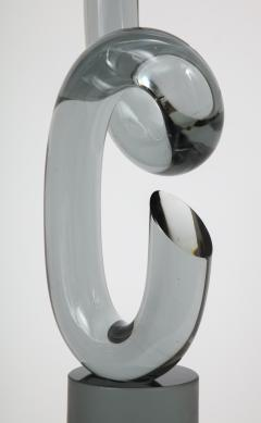 Elio Raffaeli Elio Raffaeli Murano Glass Abstract Sculpture - 1182952
