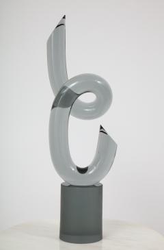 Elio Raffaeli Elio Raffaeli Murano Glass Abstract Sculpture - 1182953