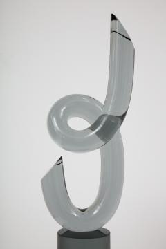 Elio Raffaeli Elio Raffaeli Murano Glass Abstract Sculpture - 1182959