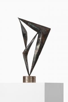 Elis Borg Sculpture Form 3 Produced in Sweden - 2006968