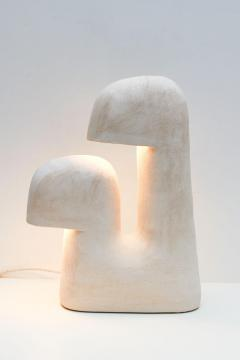 Elisa Uberti difice White Stoneware Table Lamp by Elisa Uberti - 1692824