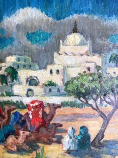 Elizabeth Paxton Oliver Resting the Camels  - 1240311