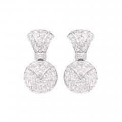 Ella Gafter Ella Gafter Diamond Earrings Clip On - 1176607