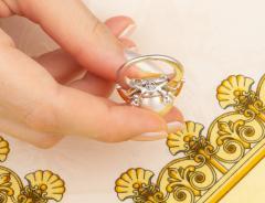 Ella Gafter Ella Gafter Golden Pearl Yellow Sapphire Diamond Cocktail Ring - 1098852