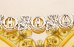 Ella Gafter Ella Gafter Golden South Sea Pearl and Diamond Bracelet - 1009677