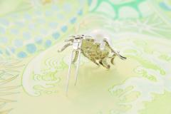 Ella Gafter Ella Gafter South Sea Pearl and Diamond Spider Brooch Pin - 1051543