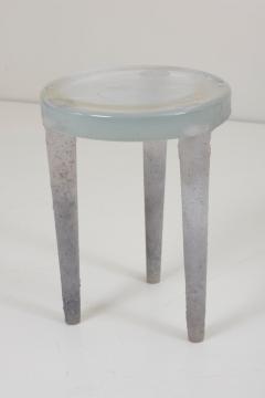 Ellen Felixon Pair of Prototype Glass Side Tables by Ellen Felixon - 1053884