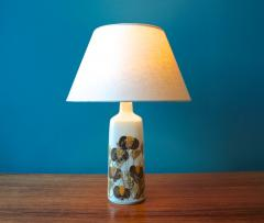 Ellen Malmer Danish Faience Table Lamp by Ellen Malmer from Royal Copenhagen 1960s - 690320