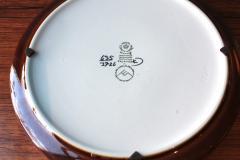 Ellen Malmer Vintage BACA Fajence Plates by Ellen Malmer for Royal Copenhagen Set of Three - 690415