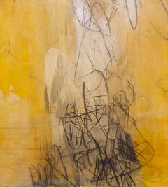 Elliot Twelvetrees American Modern Abstract Expressionist Mixed Media on Board Elliot Twelvetrees - 1352564