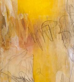 Elliot Twelvetrees American Modern Abstract Expressionist Mixed Media on Board Elliot Twelvetrees - 1352565