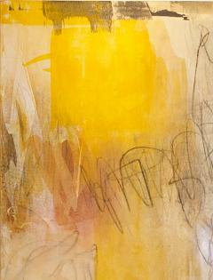 Elliot Twelvetrees American Modern Abstract Expressionist Mixed Media on Board Elliot Twelvetrees - 1352569