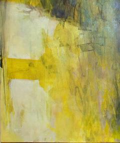 Elliot Twelvetrees American Modern Abstract Expressionist Mixed Media on Board Elliot Twelvetrees - 1350183
