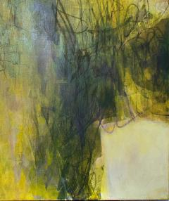 Elliot Twelvetrees American Modern Abstract Expressionist Mixed Media on Board Elliot Twelvetrees - 1350184