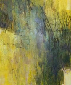 Elliot Twelvetrees American Modern Abstract Expressionist Mixed Media on Board Elliot Twelvetrees - 1350186