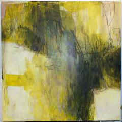 Elliot Twelvetrees American Modern Abstract Expressionist Mixed Media on Board Elliot Twelvetrees - 1350191