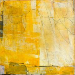 Elliot Twelvetrees American Modern Abstract Expressionist Mixed Media on Board Elliot Twelvetrees - 1343905