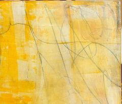 Elliot Twelvetrees American Modern Abstract Expressionist Mixed Media on Board Elliot Twelvetrees - 1349801