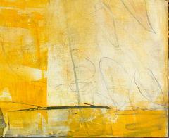 Elliot Twelvetrees American Modern Abstract Expressionist Mixed Media on Board Elliot Twelvetrees - 1349804