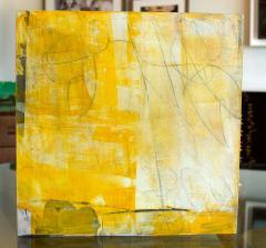 Elliot Twelvetrees American Modern Abstract Expressionist Mixed Media on Board Elliot Twelvetrees - 1349805