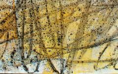 Elliot Twelvetrees American Modern Abstract Expressionist Mixed Media on Board Elliot Twelvetrees - 1349734