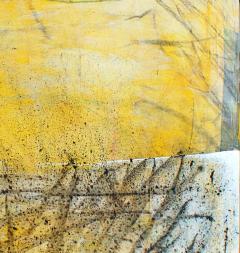 Elliot Twelvetrees American Modern Abstract Expressionist Mixed Media on Board Elliot Twelvetrees - 1349736