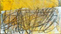 Elliot Twelvetrees American Modern Abstract Expressionist Mixed Media on Board Elliot Twelvetrees - 1349743