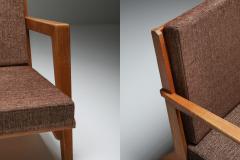 Elmar Berkovich Modernist easy chairs by Elmar Berkovich 1950s - 1311587